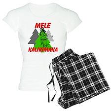 Mele Kalikimaka (Merry Christmas) Pajamas