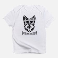 Schnauzer Sports Infant T-Shirt
