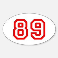 89 Decal
