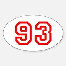 93 Decal