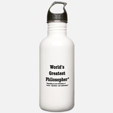 World's Greatest Philo Water Bottle