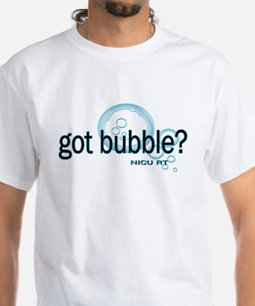 NICU RT - Bubble CPAP T-Shirt
