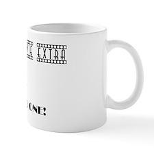movie extra () Mug