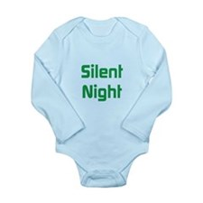 Silent Night Body Suit