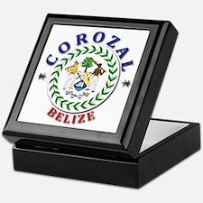 Corozal Keepsake Box