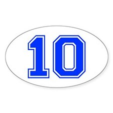 10 Decal