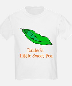 Daideo's Sweet Pea T-Shirt