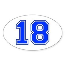 18 Decal