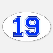 19 Decal