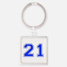 21 Keychains