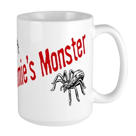 Mommie's Monster Large Mug