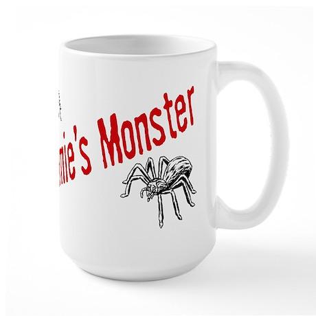 Mommie's Monster Large Mug