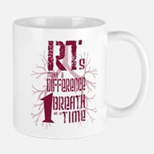 RT-Difference-burgundy Mugs