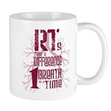 Respiratory therapist Small Mugs (11 oz)