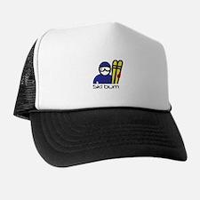 Ski Bum Trucker Hat