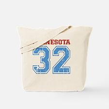 Minnesota 32 Tote Bag