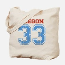 Oregon 33 Tote Bag