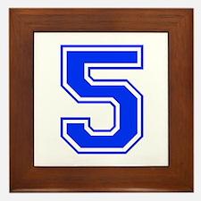 5 Framed Tile