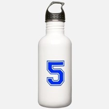 5 Water Bottle
