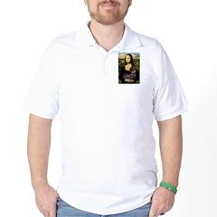 Mona / Dachshund (wire) T-Shirt