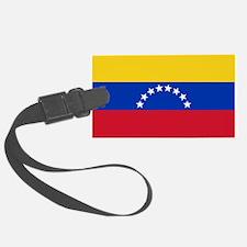 Venezuela Flag Luggage Tag