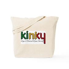 African KINKY Tote Bag