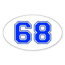 68 Decal
