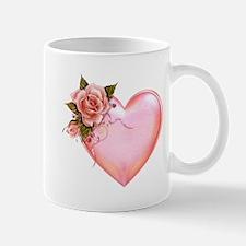 Romantic Hearts Mugs