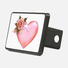 Romantic Hearts Hitch Cover