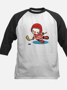 Canada Ice Hockey Penguin Tee