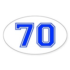 70 Decal