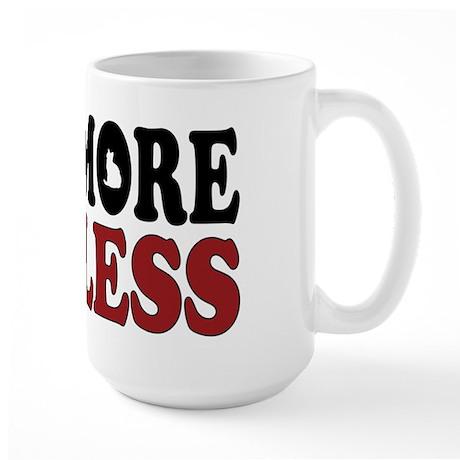Shorthair Purr Large Mug