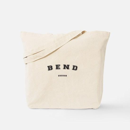 Bend Oregon Tote Bag