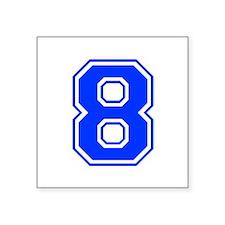 8 Sticker