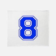 8 Throw Blanket