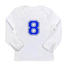 8 Long Sleeve T-Shirt