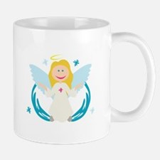 Winter Angel Mugs