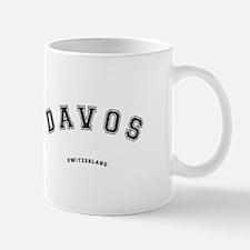 Davos Switzerland Mugs