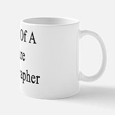 Father Of A Future Photographer  Mug
