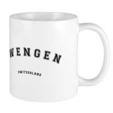 Wengen Switzerland Mugs