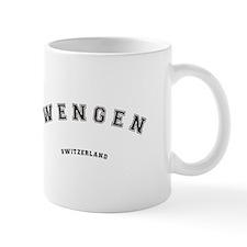 Wengen Switzerland Mugs