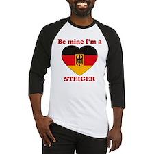 Steiger, Valentine's Day Baseball Jersey
