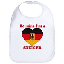 Steiger, Valentine's Day Bib