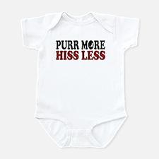 Abyssinian Purr Infant Bodysuit