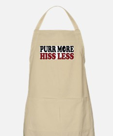 Abyssinian Purr BBQ Apron