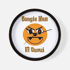 Boogie Man / El Cucui Wall Clock