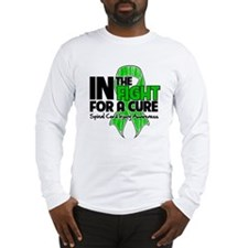 Cure Spinal Cord Injury Long Sleeve T-Shirt