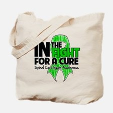 Cure Spinal Cord Injury Tote Bag