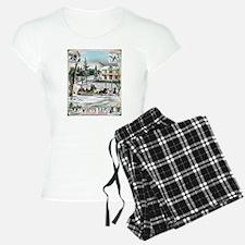 Winter Days Pajamas