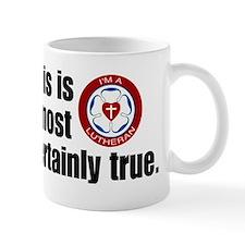 Unique Lutheran Mug